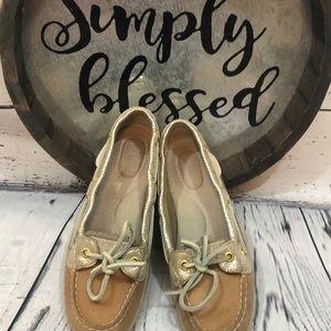 Sperry Top-Sider Women's Angelfish Metallic Shoe
